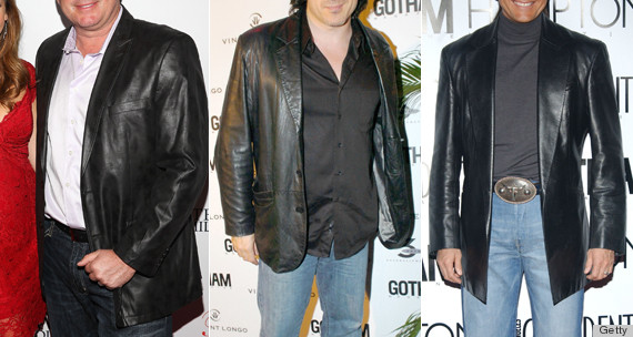 The One Item Every Man Should Have In His Closet: A Leather Jacket ...