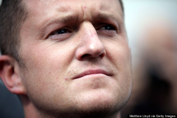 Tommy Robinson Invited To Speak At Holocaust Memorial Day ...