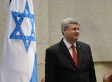 Harper Addresses Israel Parliament, Rails Against 'New' Anti-Semitism