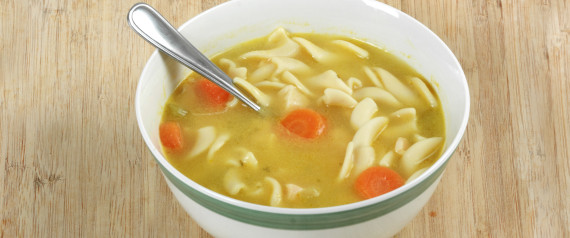 chicken soup healing