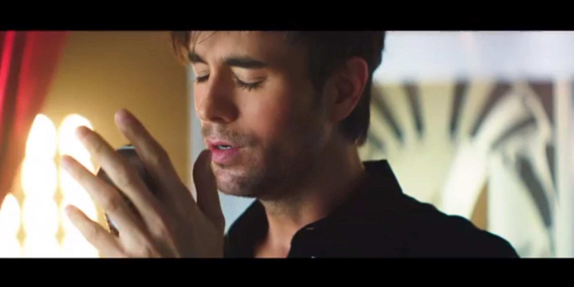 Enrique Iglesias estrena video de 'El Perdedor' con Marco ...