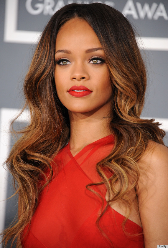 Rihanna S Grammys Hair Is The Best Thing About The Grammys