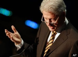 Bill Clinton Oklahoma City