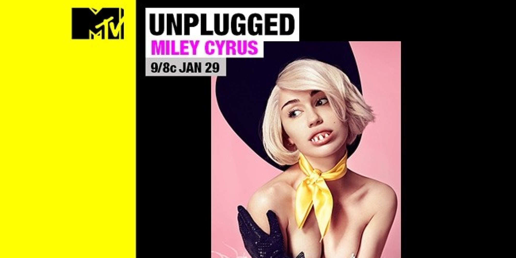 Miley Cyrus Lands 'MTV Unplugged' Episode, Debuts Bizarre ...