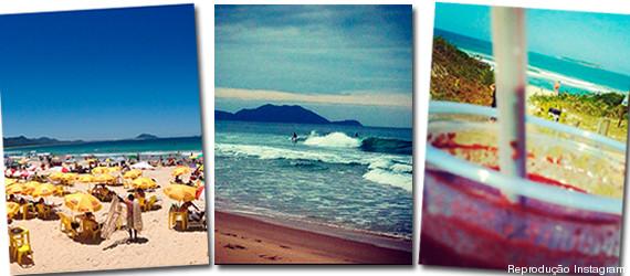 floripa praia curtir
