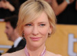 Cate Blanchett Calls Out Subtle Sexism On Red Carpet Like The Badass She Is