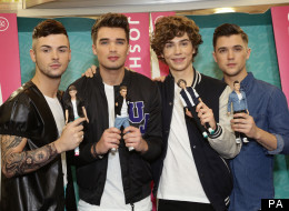 Union J Turned Into Dolls