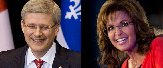 HARPER PALIN FACEBOOK