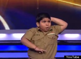 WATCH: Dancing Kid Wows 'India's Got Talent'