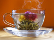 Do You Think Flowering Tea Is Revolting Or Amazing? (PHOTOS)