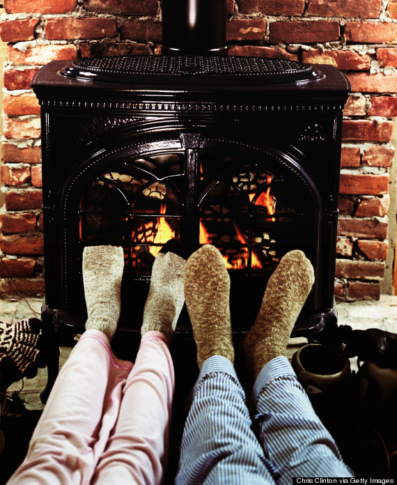 9 Unusual Ways To Keep Your Home Warm Without Turning Up