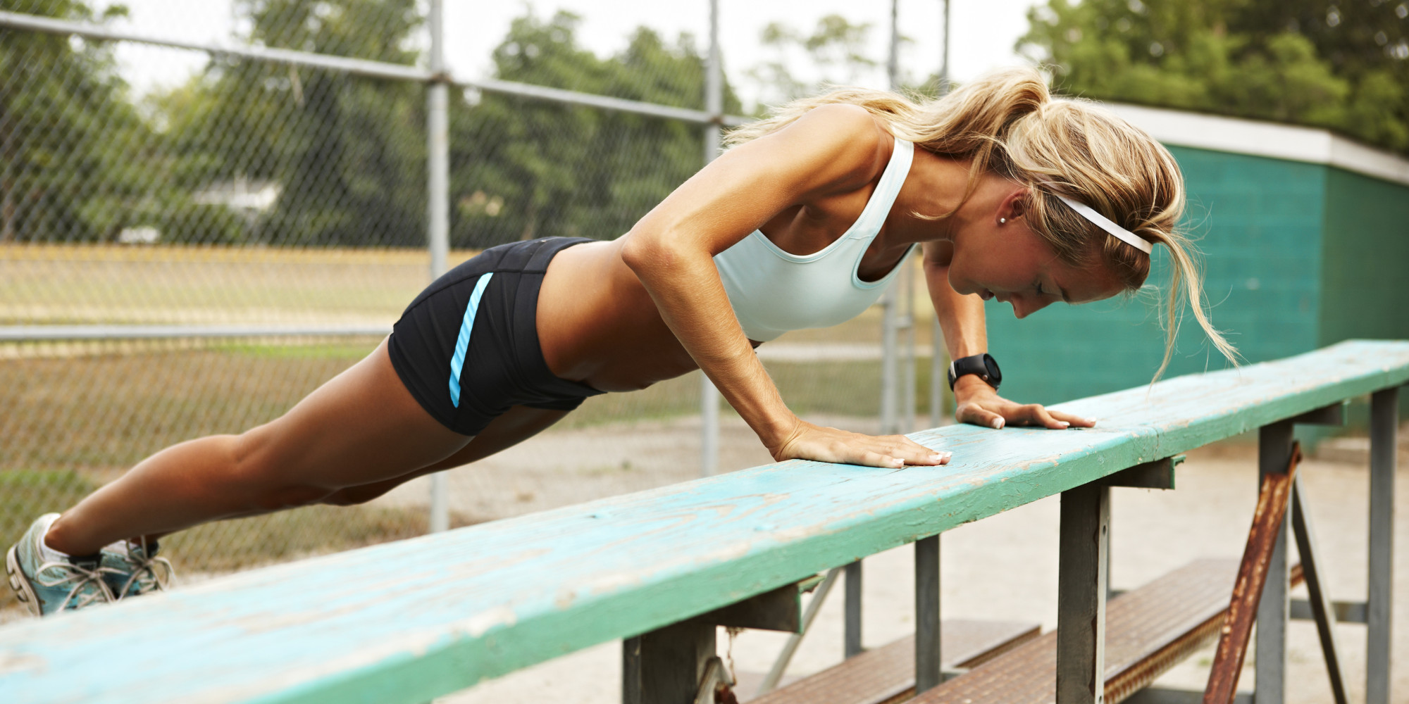 Beat the plateau with strength training
