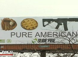 slide fire pure american billboard