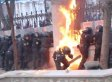 How Bad Are The Protests In Ukraine? Let The Molotov Cocktails Do The Talking (VIDEO)