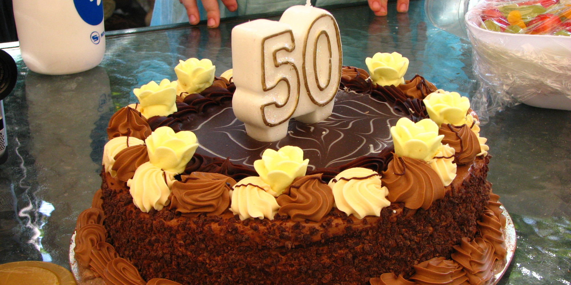 Birthday Cakes Images For 50 Year Old Woman : Michelle Obama And Making The Best Of Your Age HuffPost