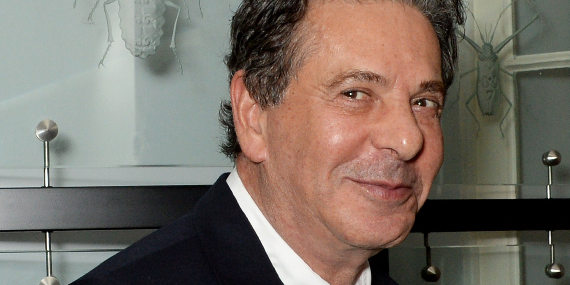 Charles Saatchi Offers To Cage Fight Spectator Columnist