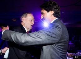Chretien Backs Trudeau's Iraq Call, Rips Harper