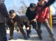 Journalists 'Manhandled' By Chinese Police At Trial