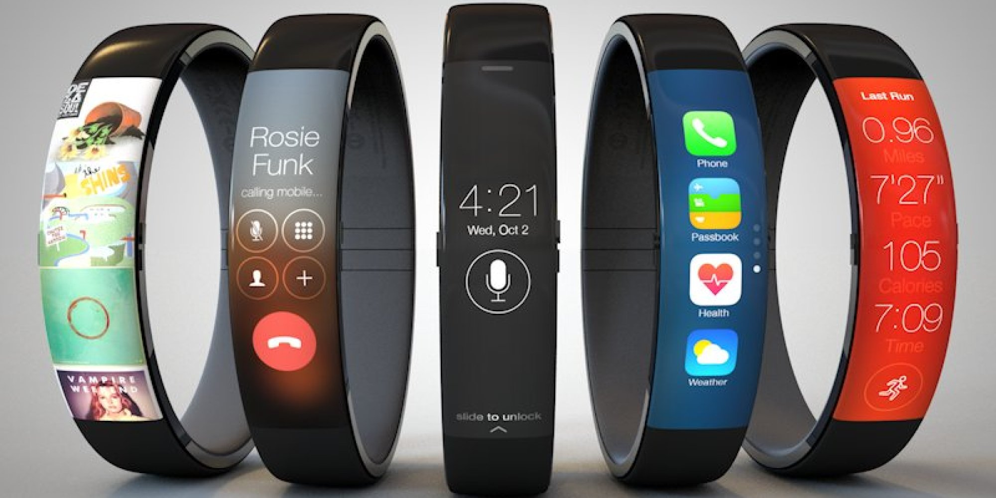 Apple Iwatch Concepts Apple Iwatch Concept is