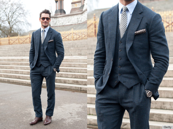 10 Things Guys Can Wear To Win Over A Woman | The Huffington Post