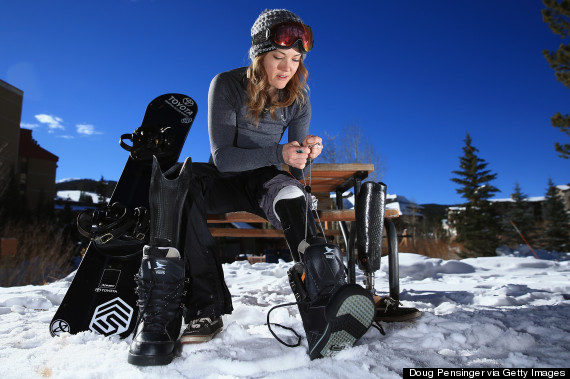 amy purdy like an olympian