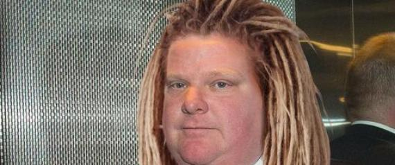 RASTA ROB FORD