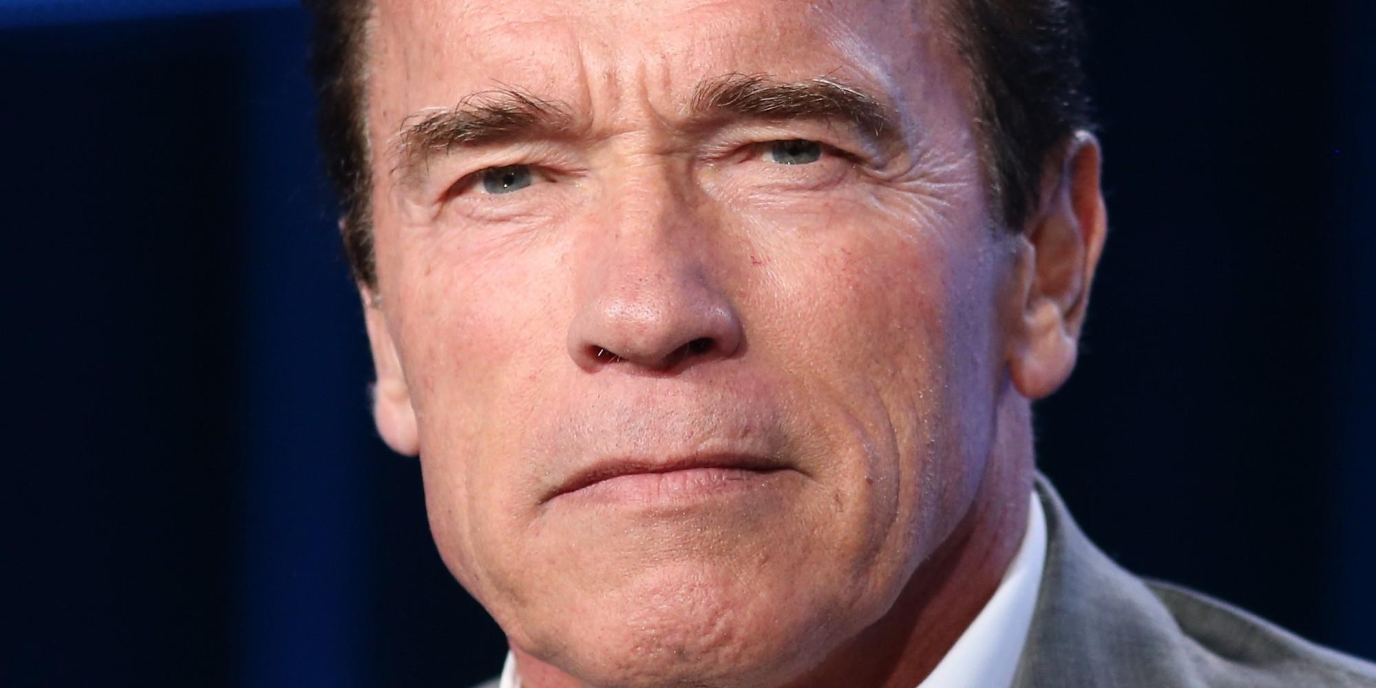 Arnold Schwarzenegger Says Arnold Schwarzenegger