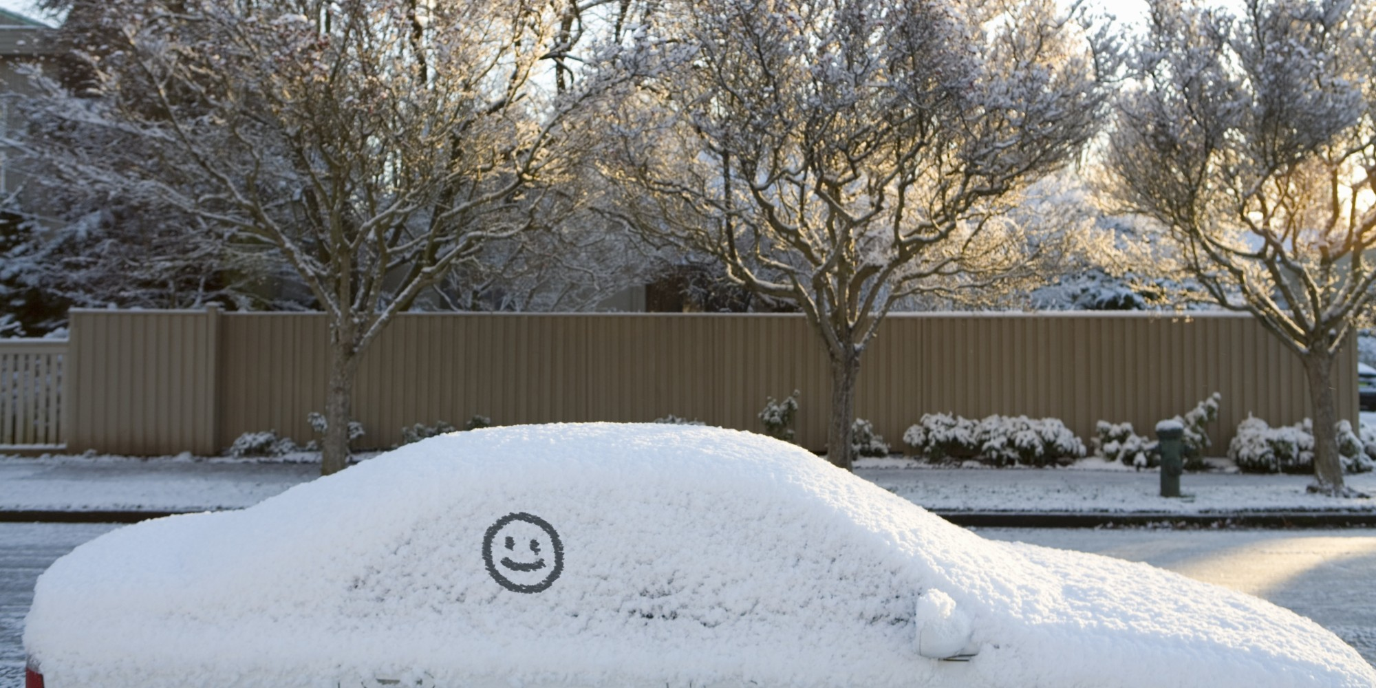 Senate In Balance >> 8 Sweet Snow Messages That Will Warm Your Heart   HuffPost