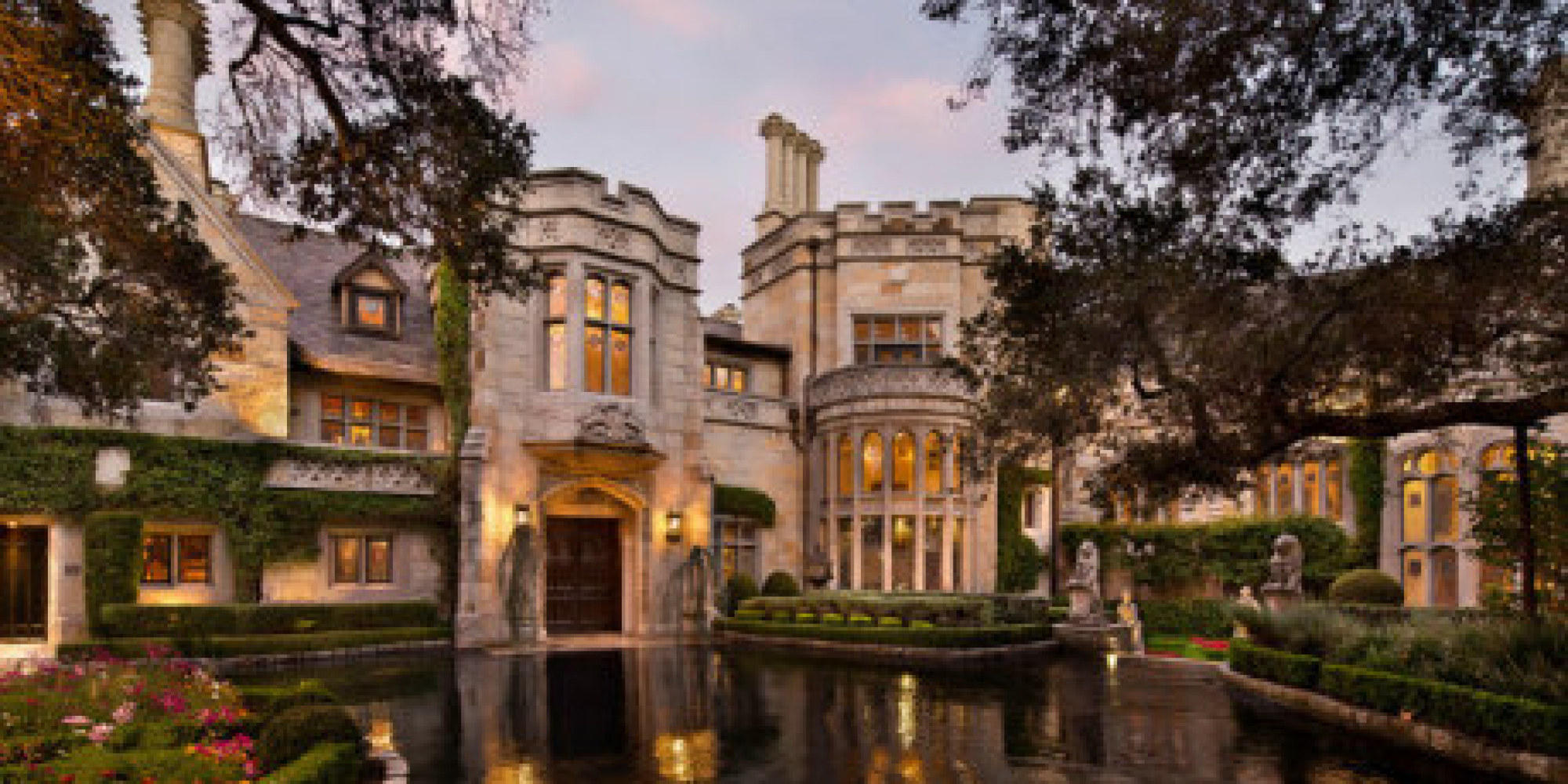 you ll live like a king in one of these royally awesome castles