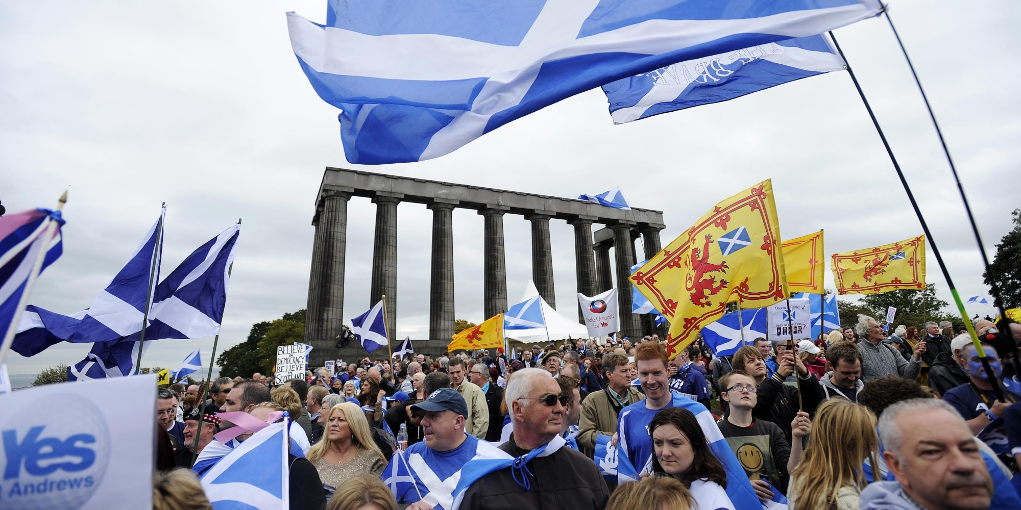 Scottish Independence: Sunday Herald Is First Newspaper To ...