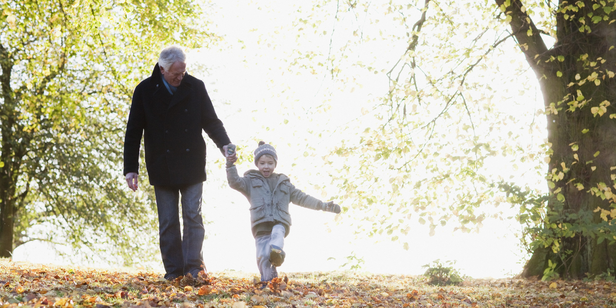 Five Ways to Get Your Children Out Walking | Andrew White
