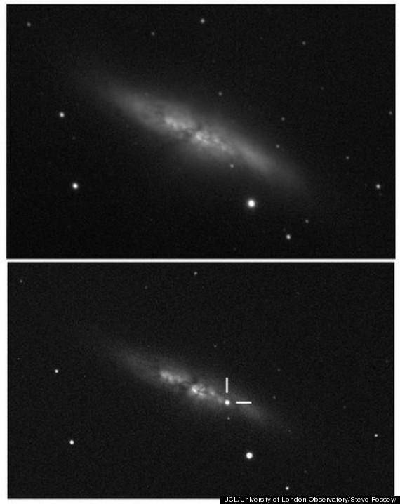 new supernova