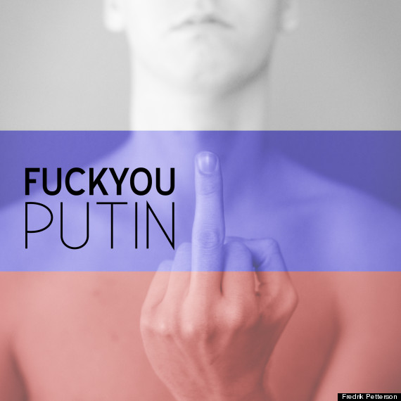 from Grey russian phrase you are gay