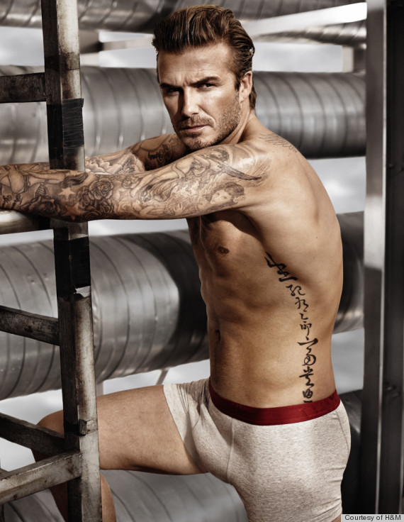 H&M has announced it's expanding its collaboration with David Beckham to include everyday clothing, which, I suppose, is a double-edged sword: It means we don't get to see Becks with his shirt off.