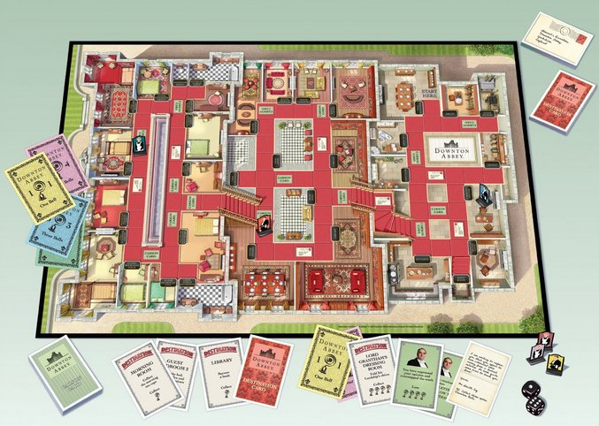 downton abbey board game 2