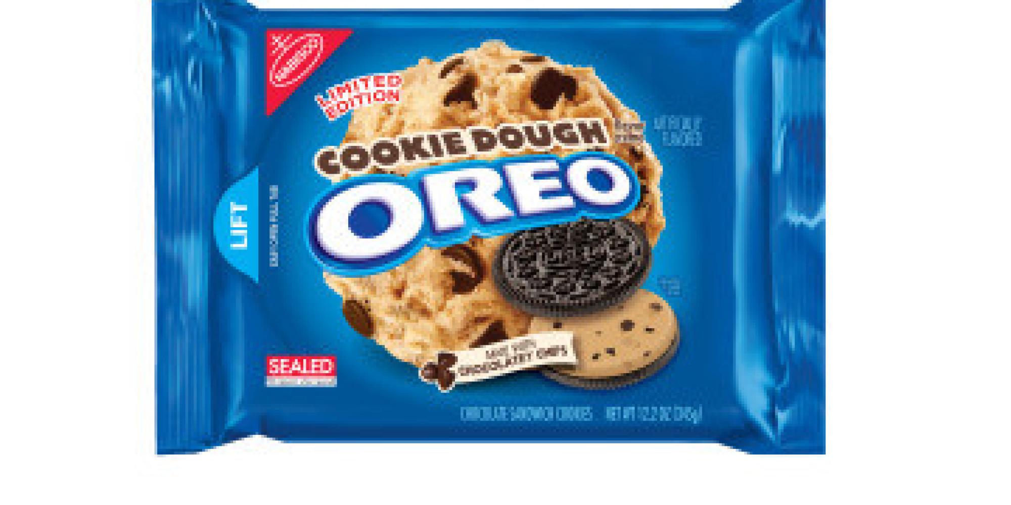 Cookie Dough Oreos And Marshmallow Crispy Oreos Hitting Stores Next ...