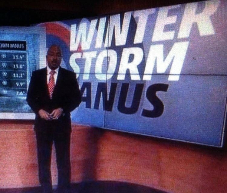 storm anus