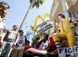 How Fast-Food Workers Put Income Inequality On Obama's Plate