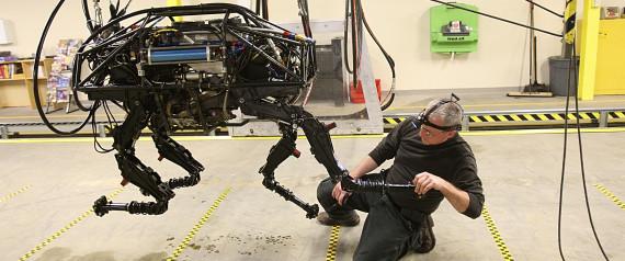 ARMY ROBOTS