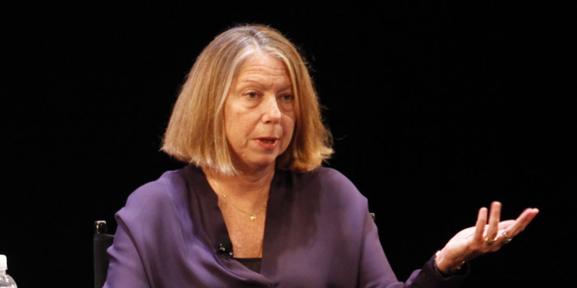 NY Times' Jill Abramson: 'This Is The Most Secretive White House...I Have Ever Dealt With'