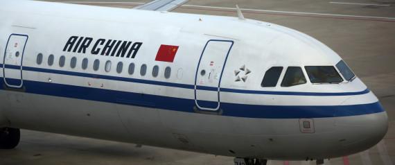 AIR CHINA PLANE