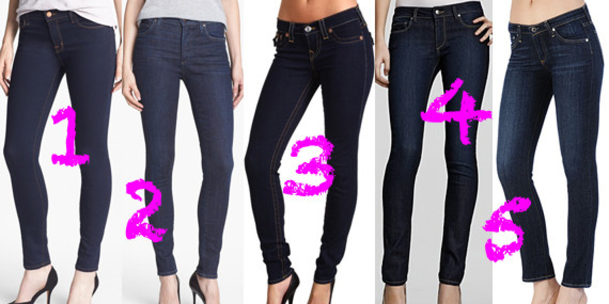 Best Skinny Jeans Under $200: The Top 5 Pairs To Try On Now | HuffPost