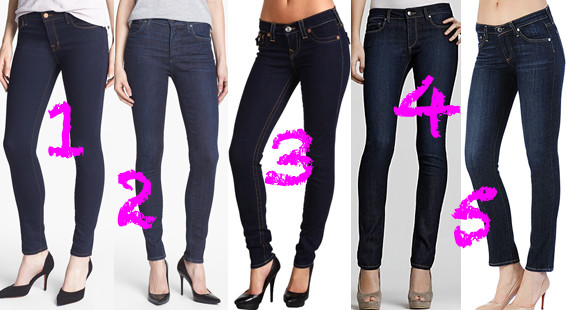 Best Skinny Jeans Under $200: The Top 5 Pairs To Try On Now | The ...