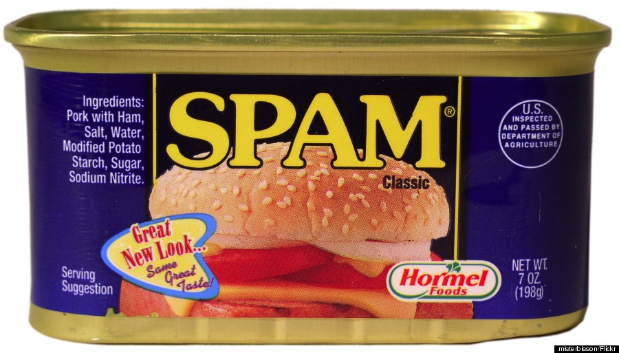spam meat