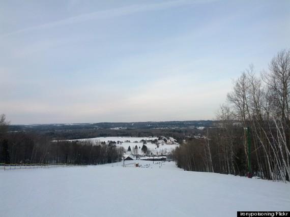wausau wisconsin skiing