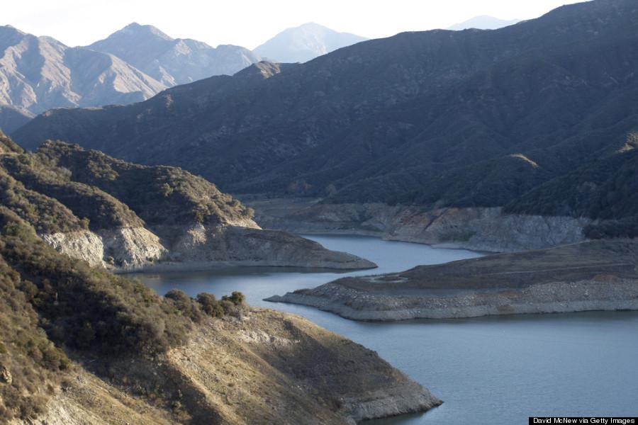 california drought