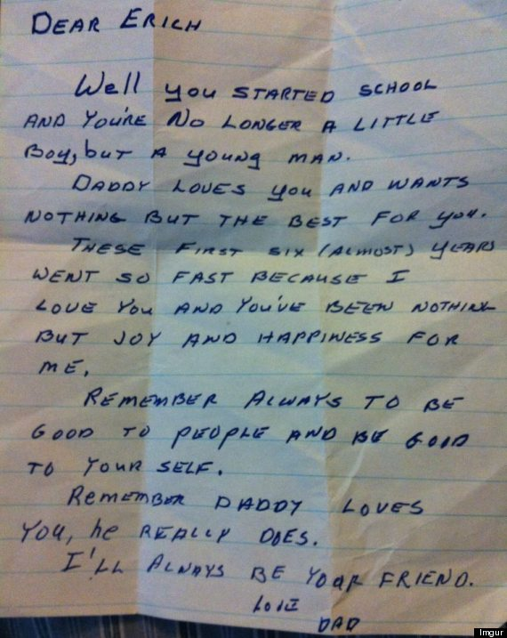 13 Emotional Letters That Prove The Written Word Has A Power Like No
