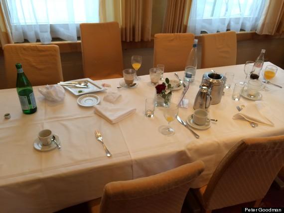 eric cantor table
