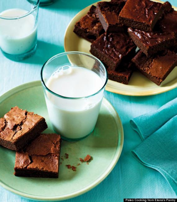 nutfree brownies