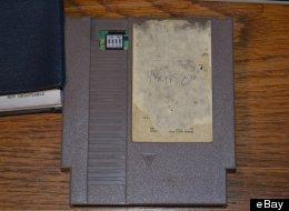 Supremely Rare Nintendo Cartridge eBay Auction To Raise Thousands